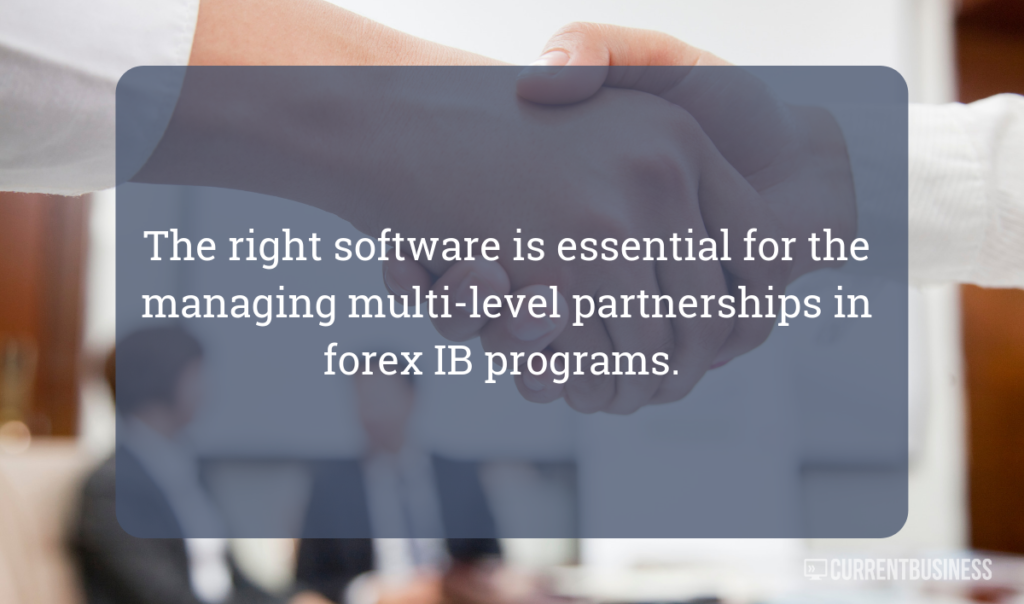 Software for Forex IB Programs