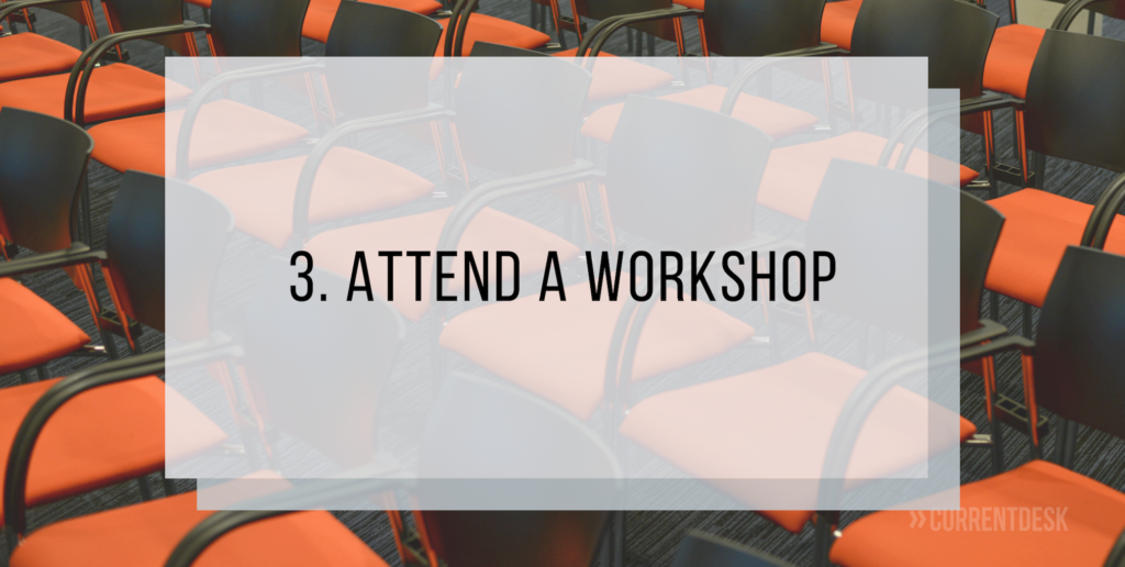 Attend iFX Expo workshops
