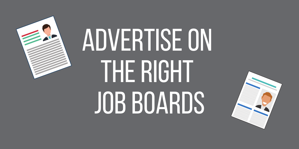 Use the Right Job Board