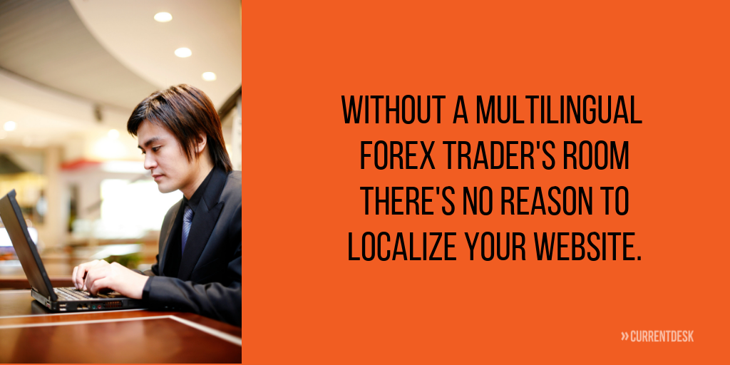Multilingual Traders Room