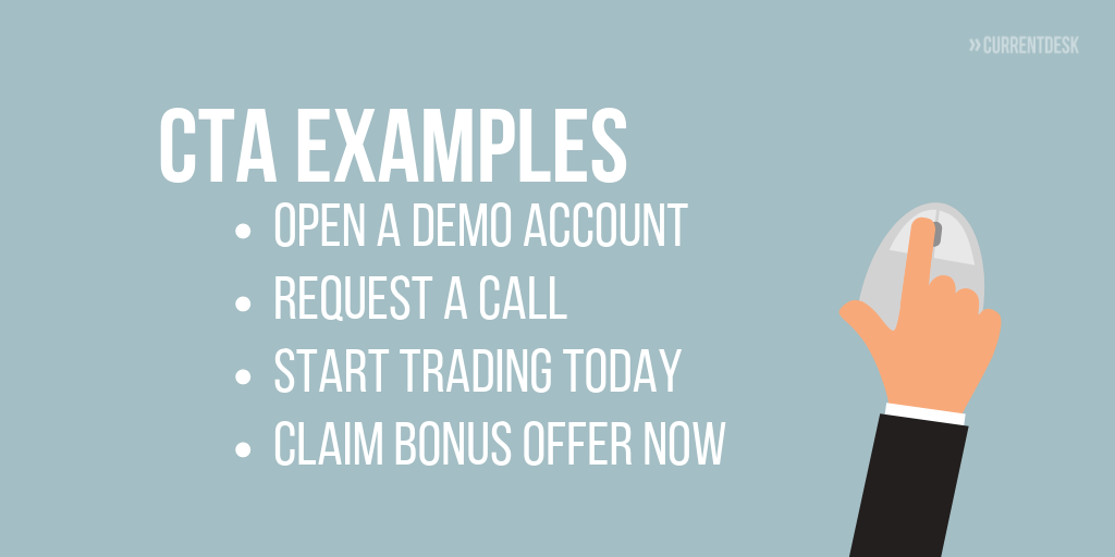 Forex CTA Examples