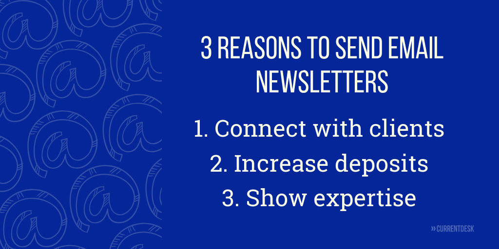 Send email newsletters