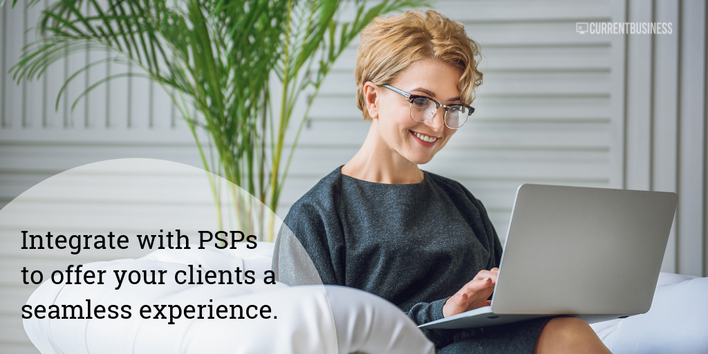 Integrate with PSPs