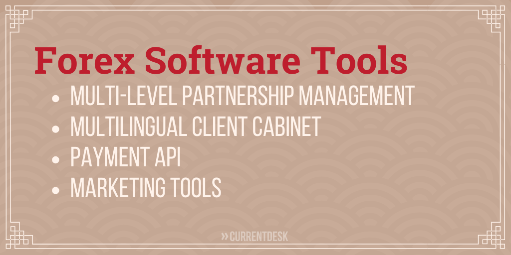 Forex Software Tools for APAC