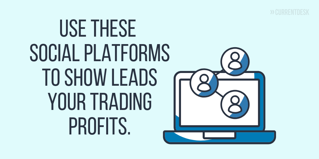 These platforms show trading profits to leads