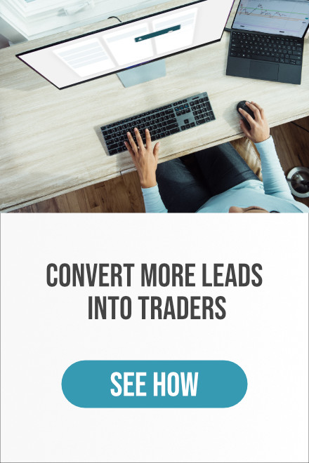 Convert more leads into traders with the right Forex CRM.